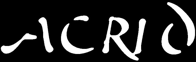Acrid - Logo