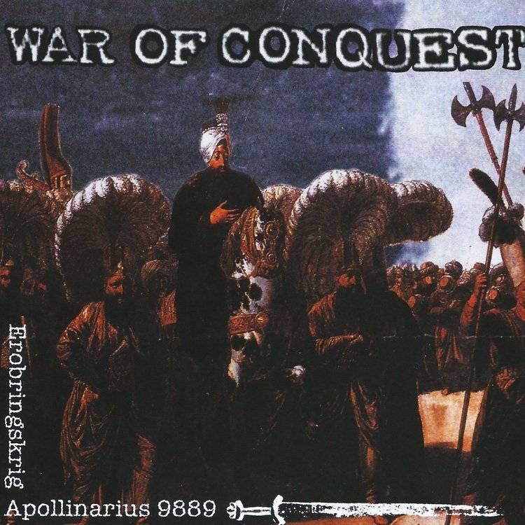 War of Conquest - Erobringskrig Apollinarius 9889