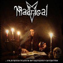 Madrigal - ..Os Fortes Ventos do Infinito em Trevas