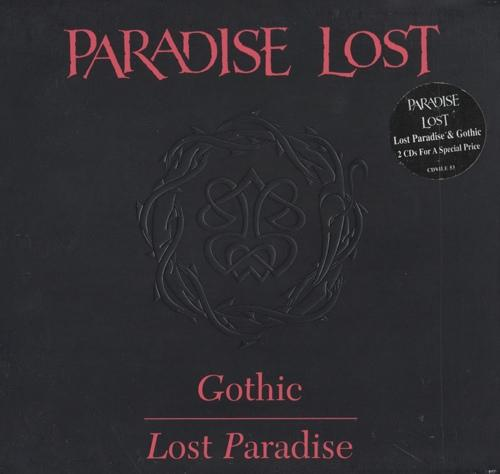 Paradise Lost - Gothic / Lost Paradise