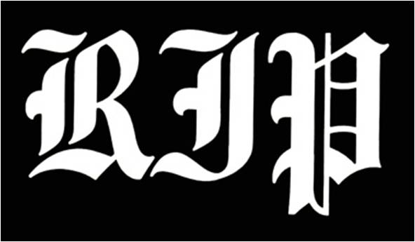 RIP - Logo