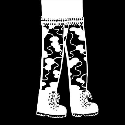 Camo Pants Records