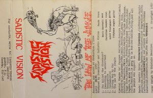 Sadistic Vision - The Law of the Jungle