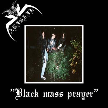 Abigail - Black Mass Prayer