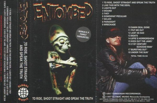 Entombed Discography