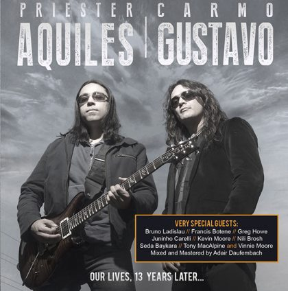 Aquiles Priester | Gustavo Carmo - Our Lives, 13 Years Later...