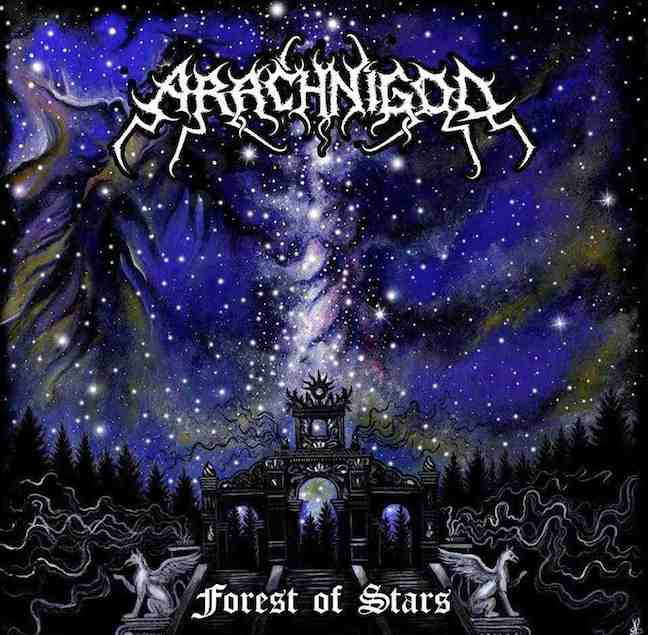 Arachnigod - Forest of Stars