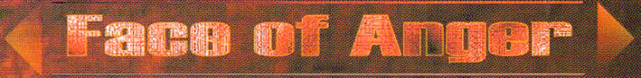 Face of Anger - Logo