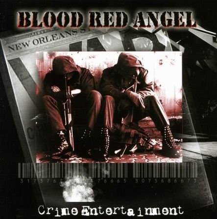 Blood Red Angel - Crime Entertainment