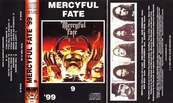 Mercyful Fate - 9