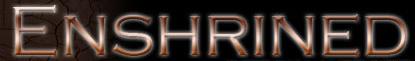 Enshrined - Logo
