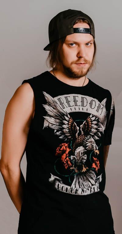 "Pavel ""Raven"" Permyakov"