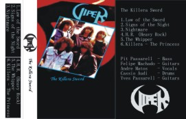 Viper - The Killera Sword