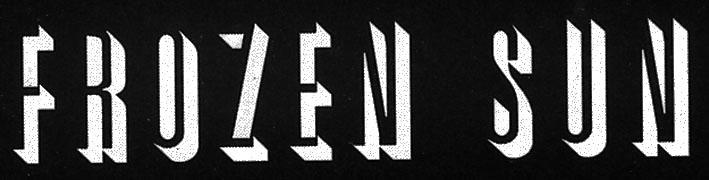 Frozen Sun - Logo