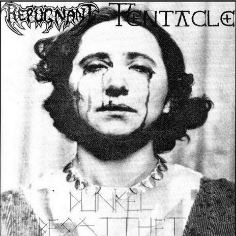 Pentacle / Repugnant - Dunkel besatthet