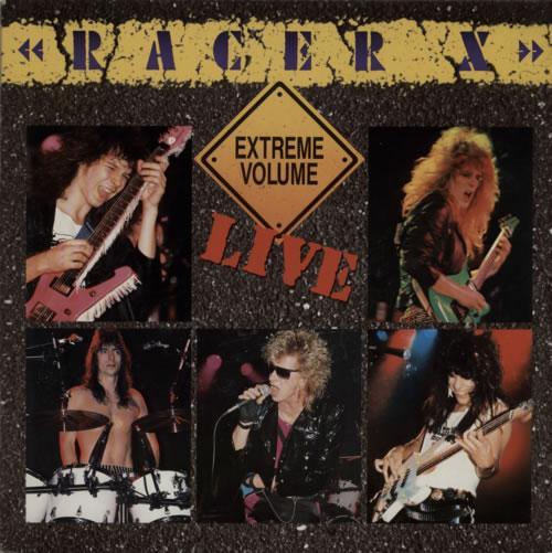 Racer X - Extreme Volume
