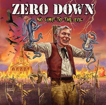Zero Down - No Limit to the Evil