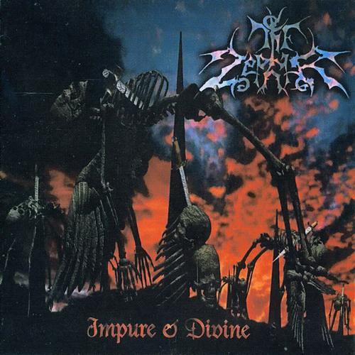 Impure & Divine cover (Click to see larger picture)