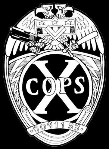 X-Cops - Logo