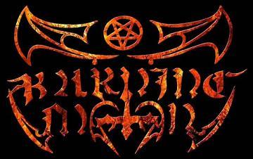 Burning Moon - Logo