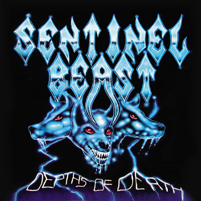 Depths of Death cover (Click to see larger picture)