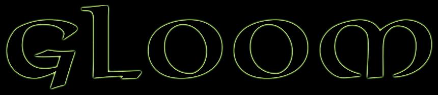 Gloom - Logo
