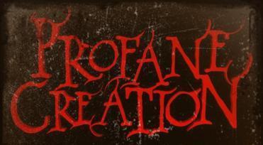 Profane Creation - Logo