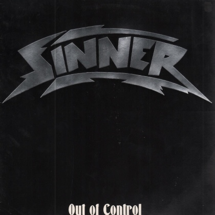 Sinner - Out of Control