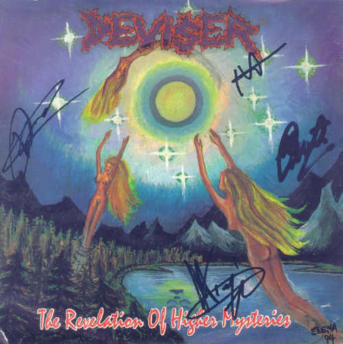 Deviser - The Revelation of Higher Mysteries