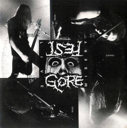 Gorefest - Live Misery