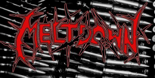 Meltdown - Logo