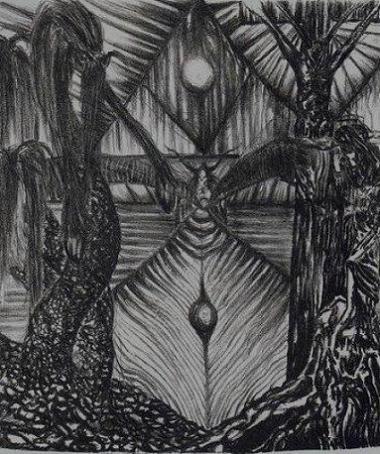 Swamp Witch - 090909