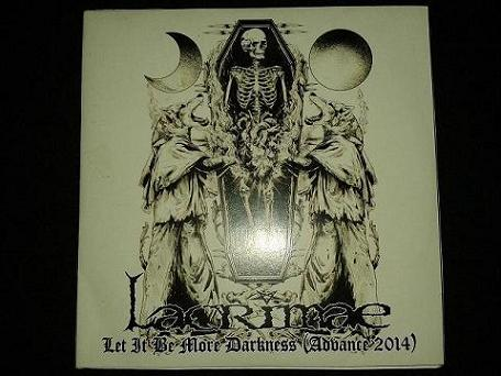 Lacrimae - Let It Be More Darkness (Advance 2014)