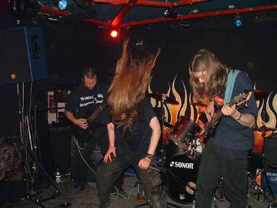 Satan's Laughing Generation - Photo