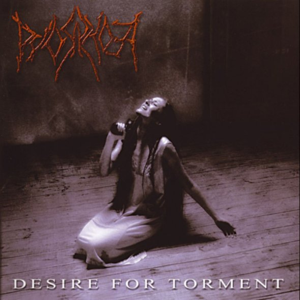 Desire For Torment cover (Click to see larger picture)