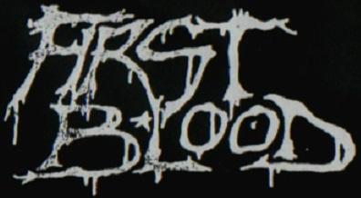 First Blood - Logo