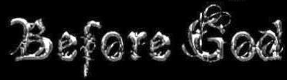 Before God - Logo