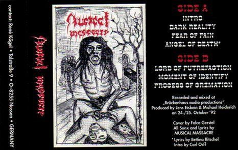 Musical Massacre - Necrobeastiality