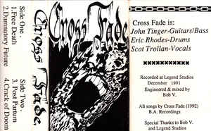 Cross Fade - Cross Fade