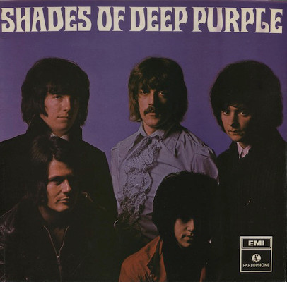 Deep Purple — Shades Of Deep Purple (1968)