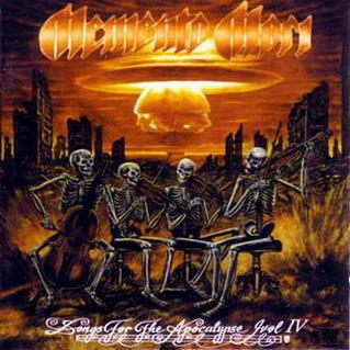 Memento Mori - Songs for the Apocalypse Vol. IV