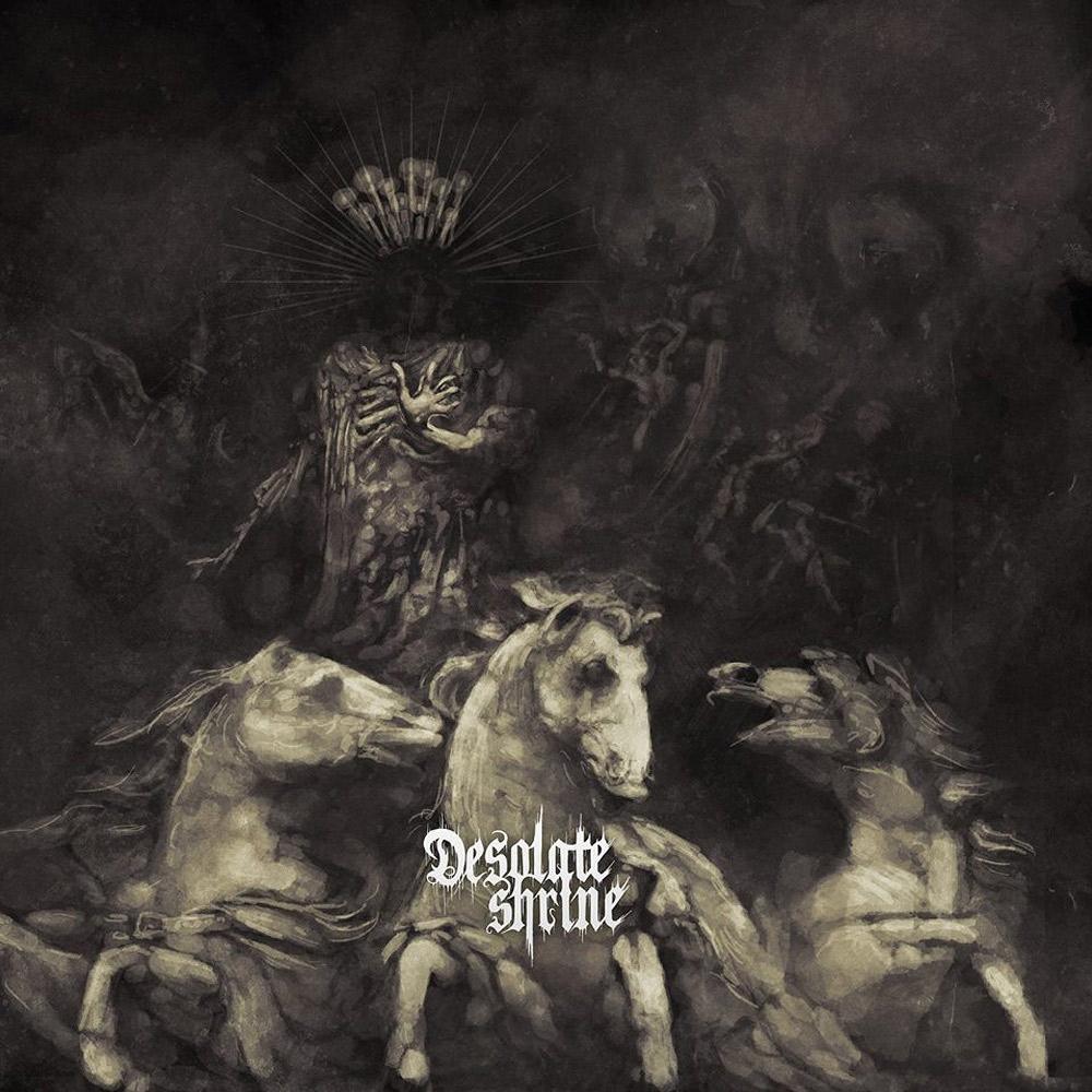 Desolate Shrine - The Heart of the Netherworld