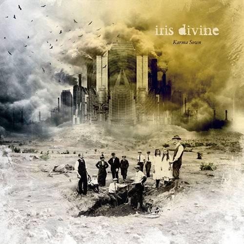 Iris Divine - Karma Sown