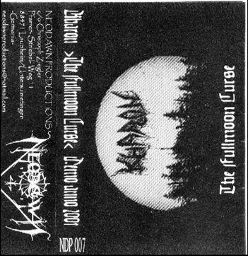 Kharon - The Fullmoon Curse