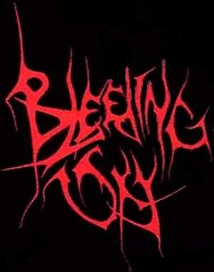 Bleeding Sky - Logo