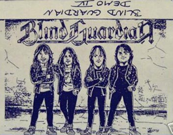 Blind Guardian - Demo IV