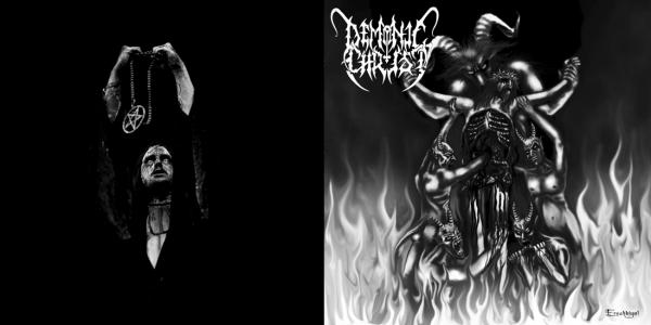 Demonic Christ / Horna - Demonic Christ / Horna