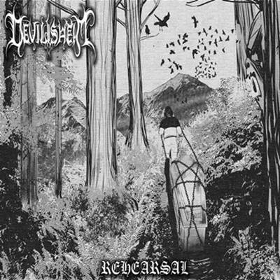 Devilisheim - Rehearsal