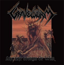 Gravewürm - Ancient Storms of War