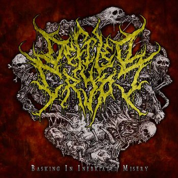 Defiled Crypt - Basking in Inebriated Misery